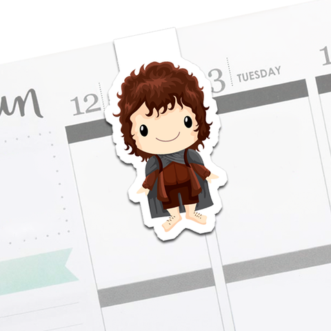 Frodo Baggins : Lord of the Rings Bookmark