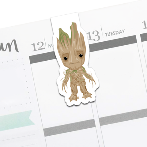 Groot : Guardians of the Galaxy Bookmark