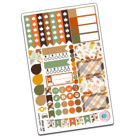 Autumn Spice Mini Kit