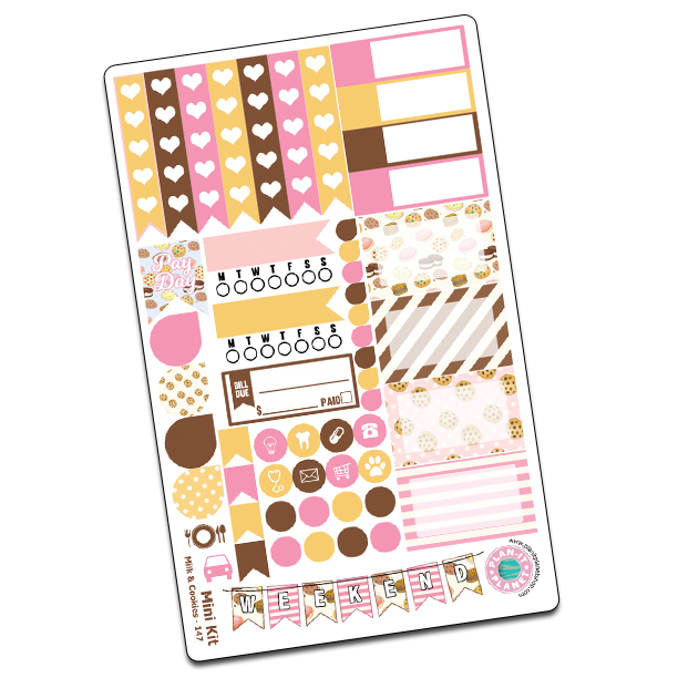 Milk & Cookies Mini Kit