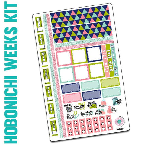 $2 Tuesday : Aztec Hobonichi Weeks Kit