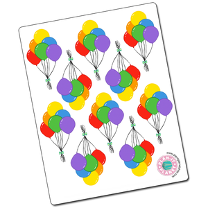 Balloons Stickers