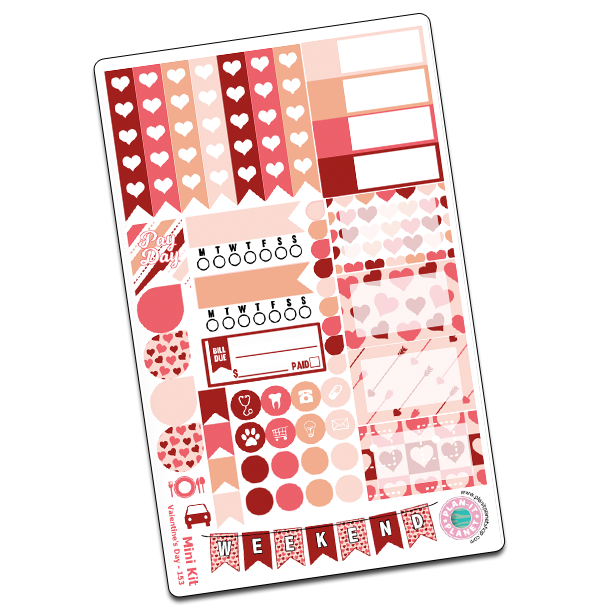 Valentine's Day Mini Kit