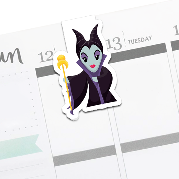 Maleficent : Sleeping Beauty Bookmark