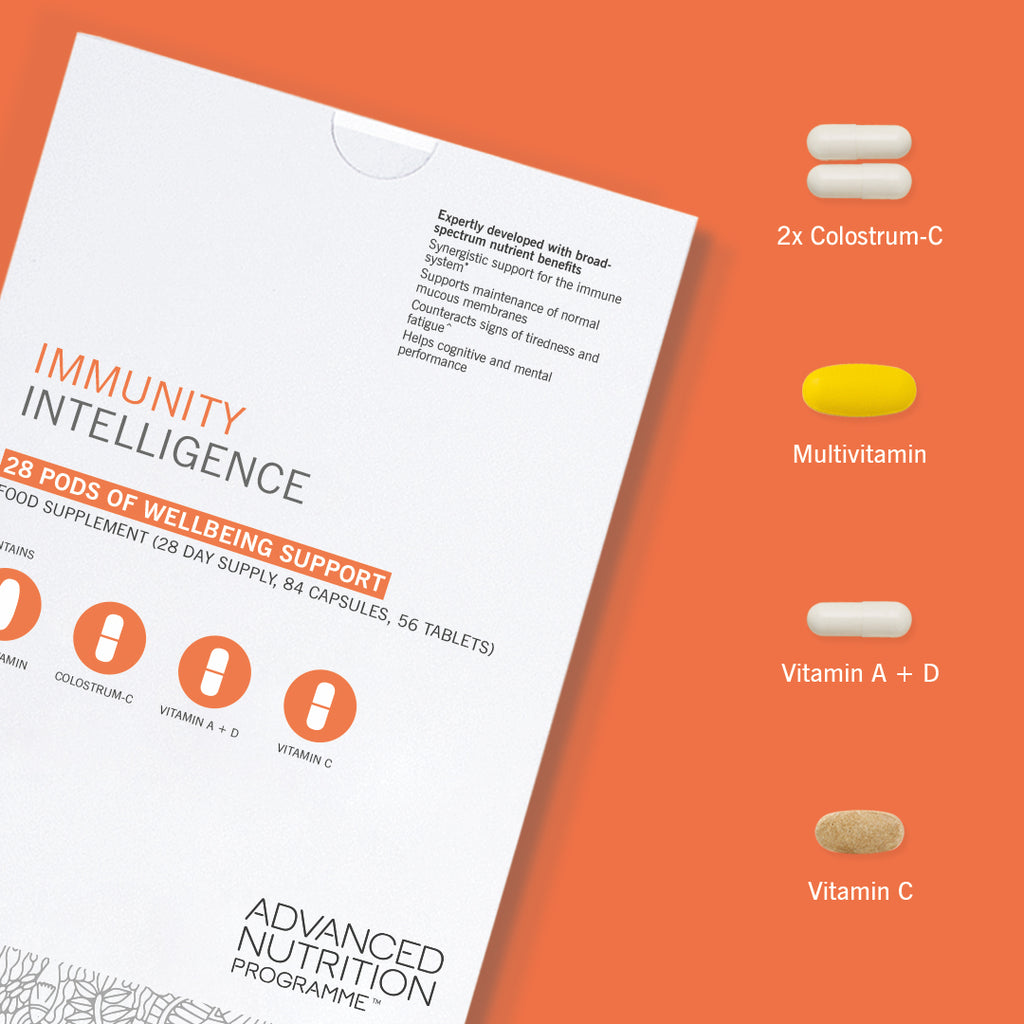 New Immunity Intelligence ... from Advanced Nutrition Programme™