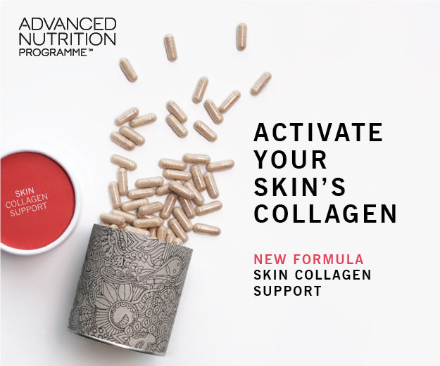 Activate your Skin's Collagen ... next generation Skin Collagen Support from Advanced Nutrition Programme™