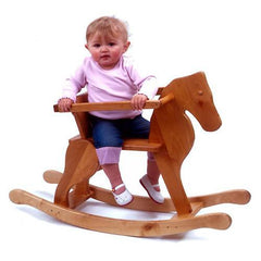 Junior Rocking Horse with folding frame
