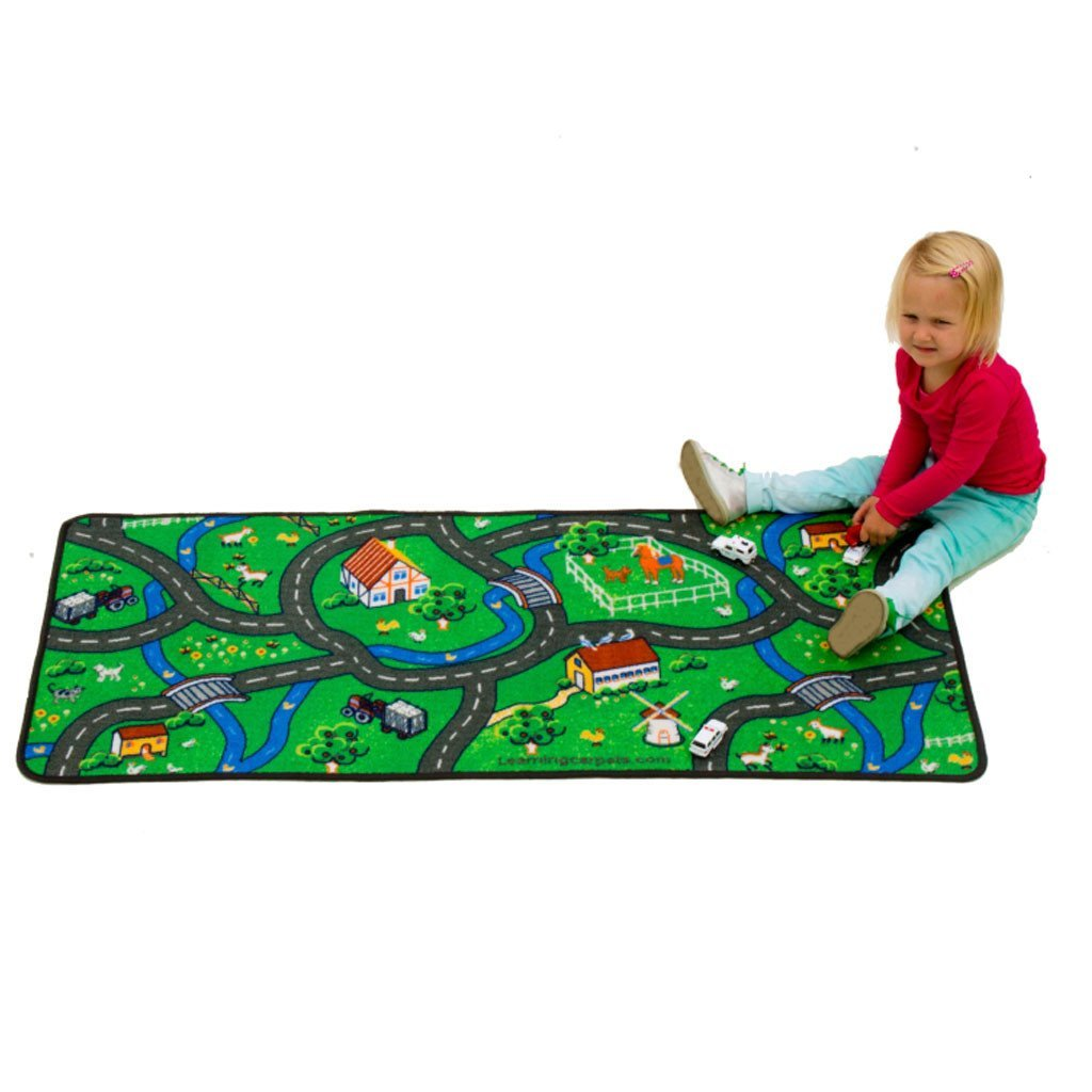 Learning Carpets 'Countryside' Rug