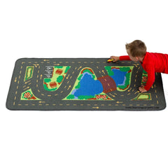Learning Carpets 'Drive Around the Park' Rug