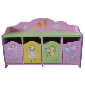 Liberty House Toys 'Fairy' 4-Door Cabinet