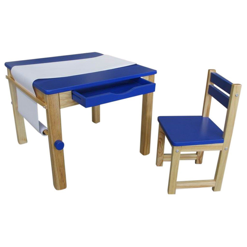 Tikk Tokk Boss Art Table - Blue