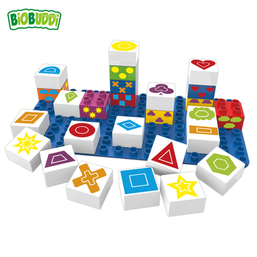 BiOBUDDi - Learning Shapes