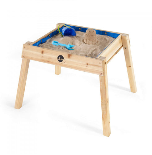 Plum® Build & Splash Wooden Sand & Water Table