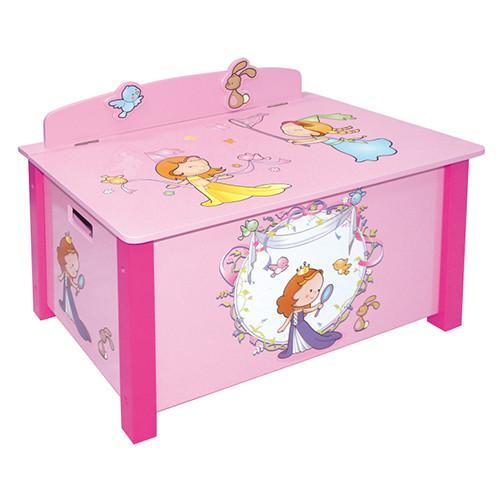 Liberty House Toys Large 'Princess' Toy Box
