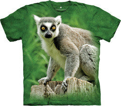 Ring Tail Lemur Tee