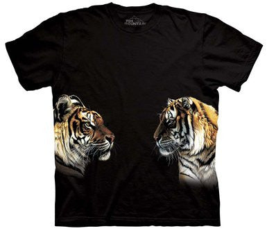 Face Off Tiger Tee