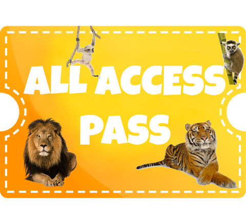 All Access Pass - Free Child (under 2)