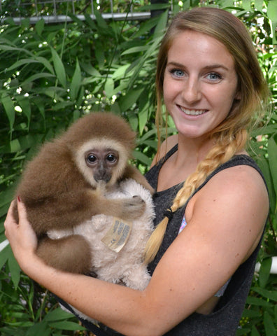 Animal Encounter:  Class A - Gibbon
