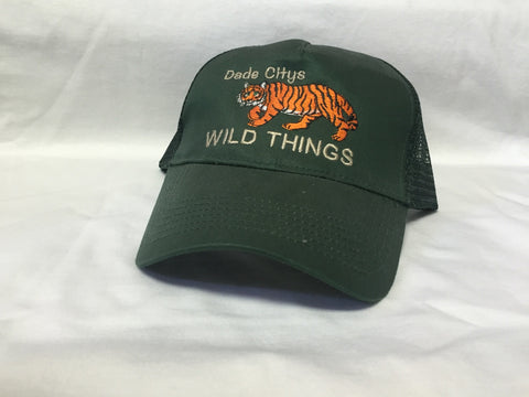 Hat - Green Trucker