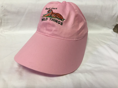Hat - Pink Bonnet