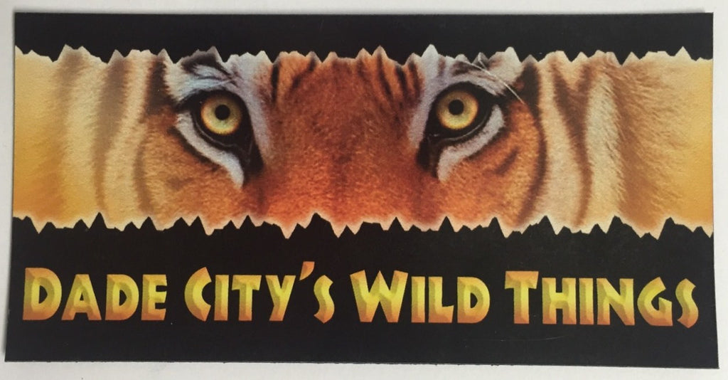 Wild Things Eyes Magnet
