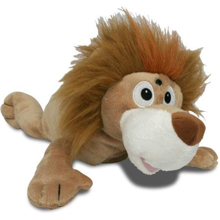 Chuckle Buddies Motion Activated Plush Lion