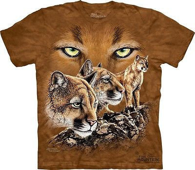 Find 10 Cougars Shirt - Adult