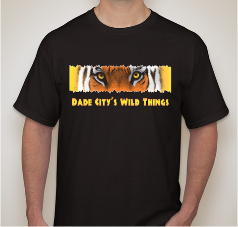 Wild Things Eyes Tee