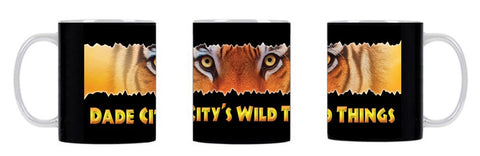 Black Wild Things Coffee Mug
