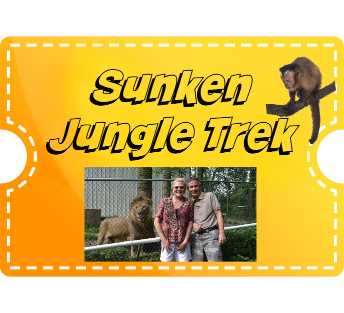 Sunken Jungle Trek - Child (2-12)