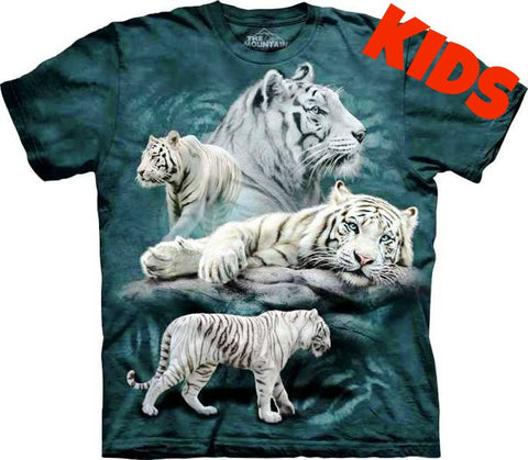 White Tiger - Kids
