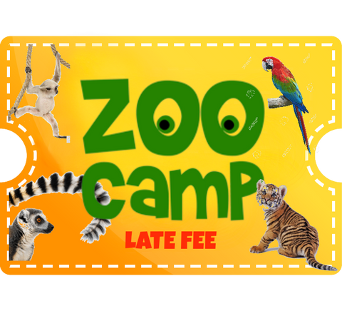 Zoo Camp - Late Fee