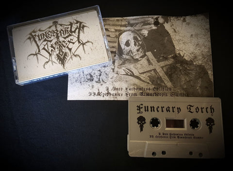 "Funerary Torch: ""Funerary Torch"""