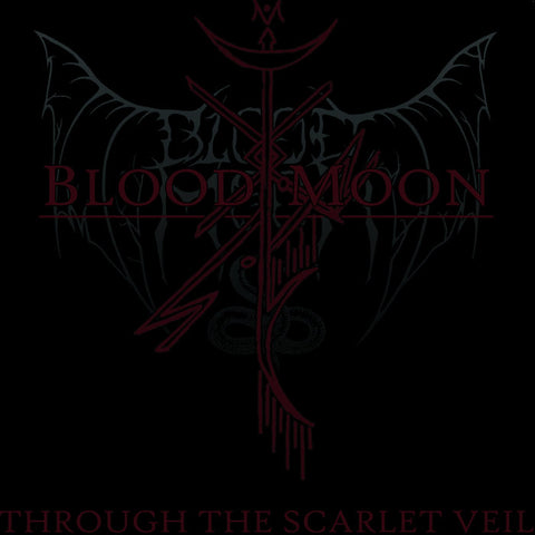 Blood Moon: Through the Scarlet Veil Tape