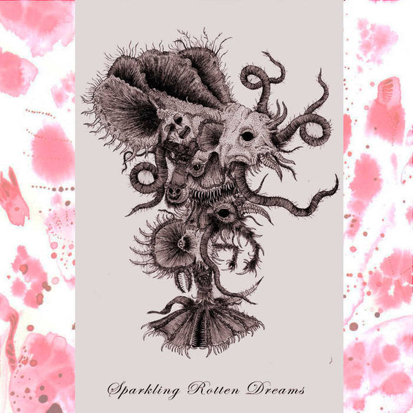 Blooming Carrions: Sparkling Rotten Dreams Cassette
