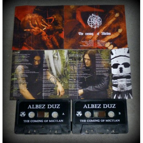 Albez Duz: The Coming Of Mictlan Cassette