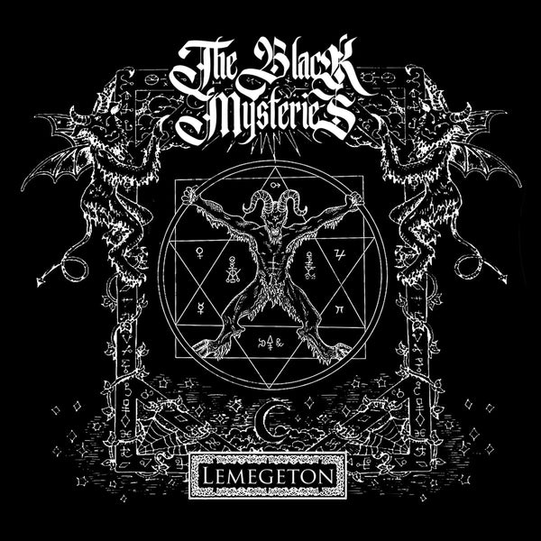 The Black Mysteries - Lemegeton