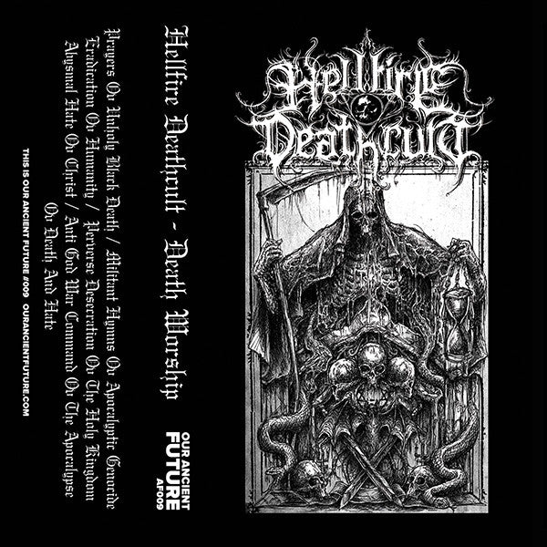 HELLFIRE DEATHCULT: Death Worship