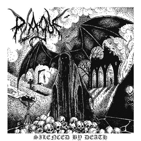 "Plague: ""Silenced by Death"" 7"" Single"