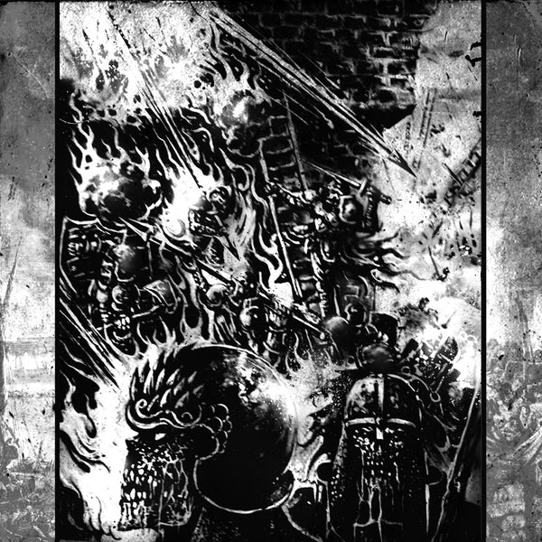 Popiel - Undying Insurmountable Chaos