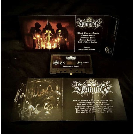 Summon: Aesthetics of Demise Tape