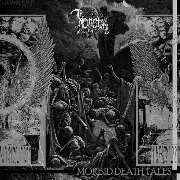 Throneum: Morbid Death Tales CD
