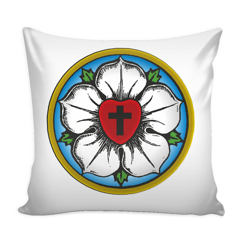 Luther Rose Decorative Throw Pillow