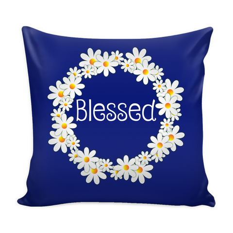 Blessed Decorative Throw Pillow