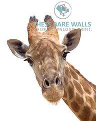 Animal Printable Wall Art