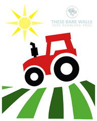 Farm Printable Art