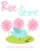 Rise & Shine The Early Bird Gets The Worm Printable Art - These Bare Walls