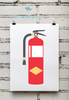 Fire Department Printable | Fire Extinguisher Sign