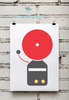 Fire Department | Fire Alarm Bell Print