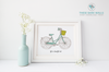 Life Is a Beautiful Ride Bicycle Printable Wall Art - These Bare Walls - 2